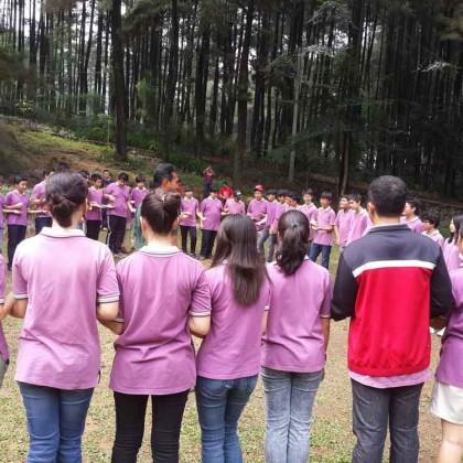 school program Gunung Pancar