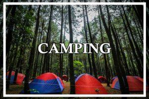 Paket Camping Gunung Pancar Bogor