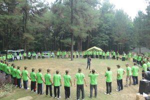 Paket Outbound Team Building Gunung Pancar Sentul