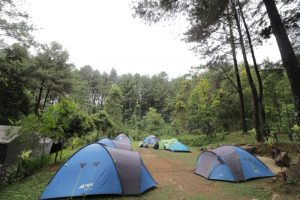 Camping outbound